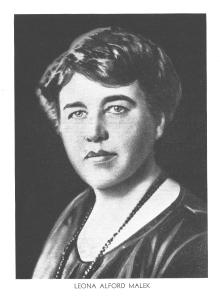 Leona A. Malek