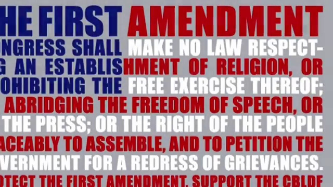 the first amendment is it good or bad for america The first amendment needs to be repealed because it is outdated, a threat to liberty and a privacy suicide pact when the first amendment was how would it not have devolved into mass confusion and fear followed by a large-scale argument without anyone knowing who was the good guy with a.