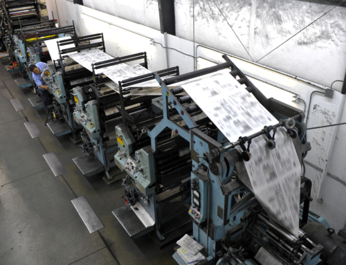 Crippling Newsprint Tariffs & Your Freedom of the Press