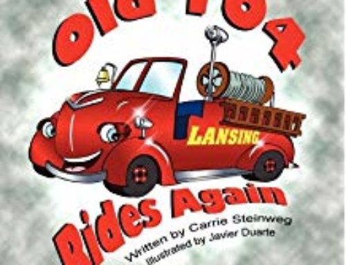 Carrie Steinweg –  Old 104 Rides Again