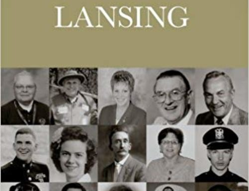 Carrie Steinweg –  Legendary Locals of Lansing