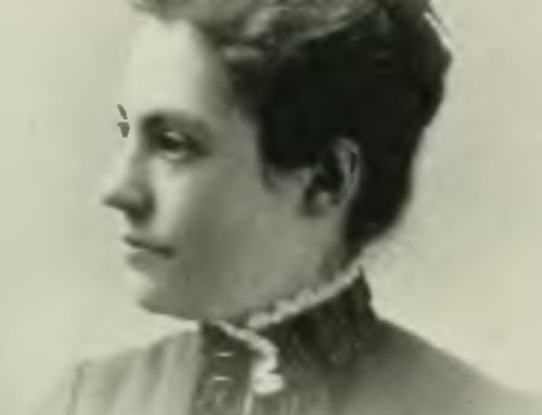 American Editor, Author, and Suffragist